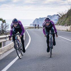 Országúti kerékpár verseny részei